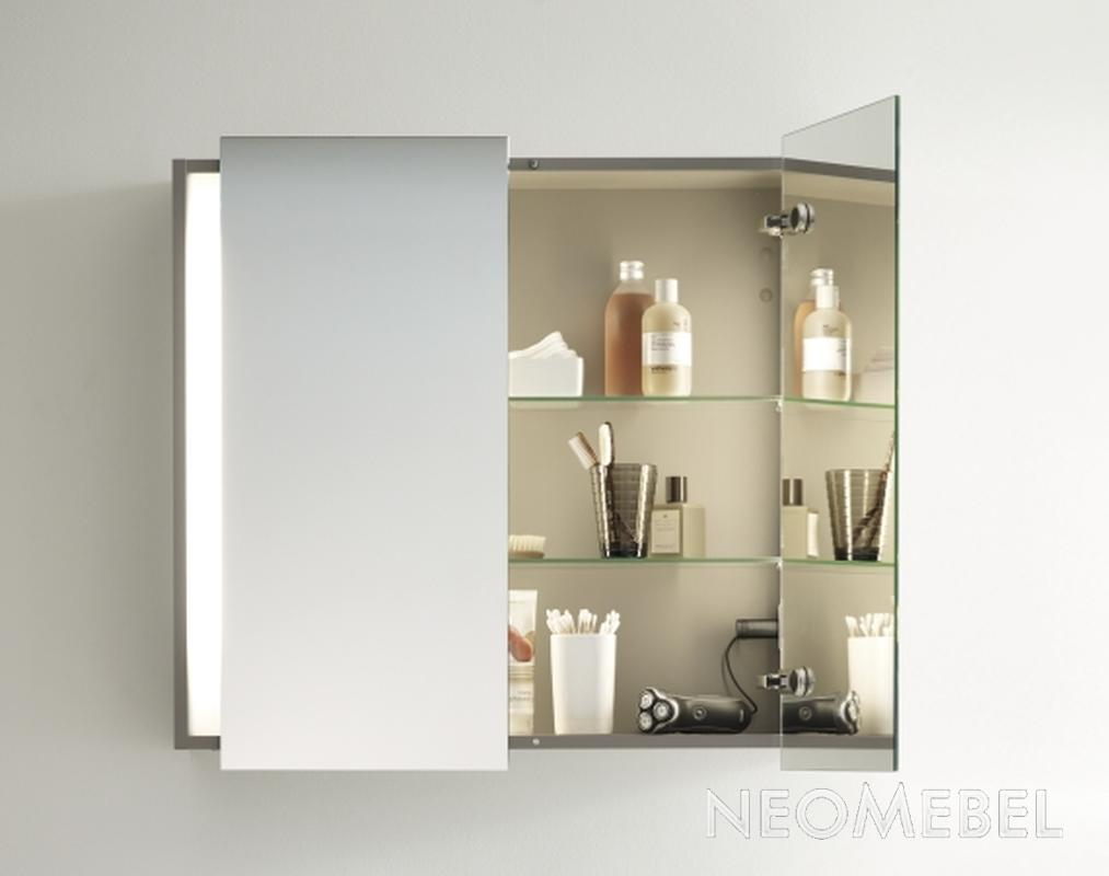 Описание товара - зеркальный шкаф ketho 7531 49 duravit.